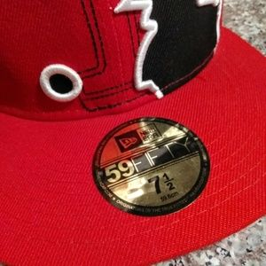 New Era Accessories - Nwt New Era 5950 Texas Rangers 7 1/2 fitted hat